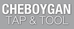 cheboygan tap and tool logo