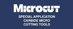 microcut carbide cutting tools logo