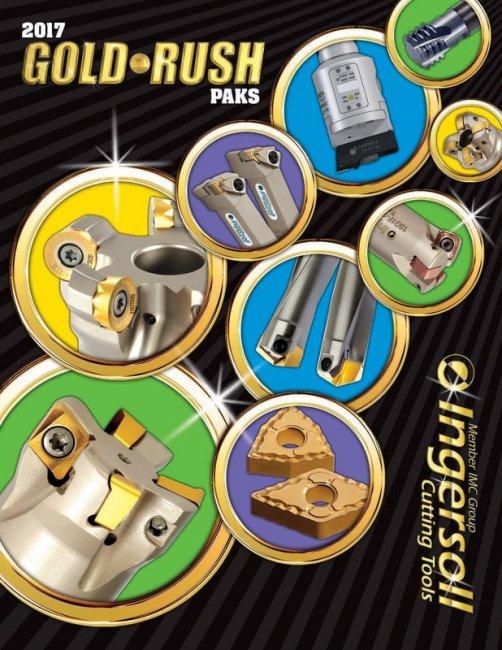2017 Ingersoll Gold Rush Paks